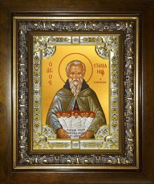 Купить икону Стилиана Пафлагонского