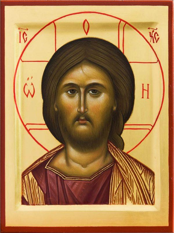 купить писаную икону Господь Вседержитель