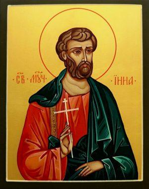 купить писаную икону Инна Новодунский