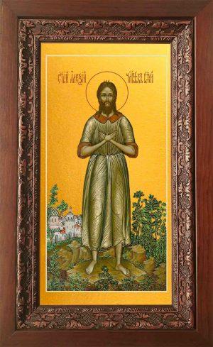 Купить икону в киоте Алексея Человека Божьего