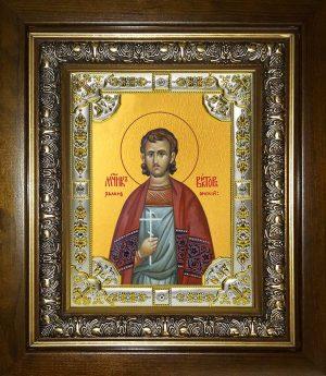 Купить икону Виктора Халкидонского